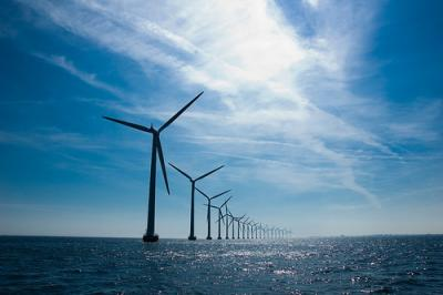 Lake Erie Wind Farm